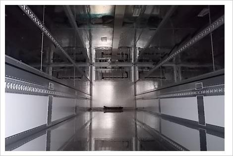 10t冷蔵ウィング車 保有